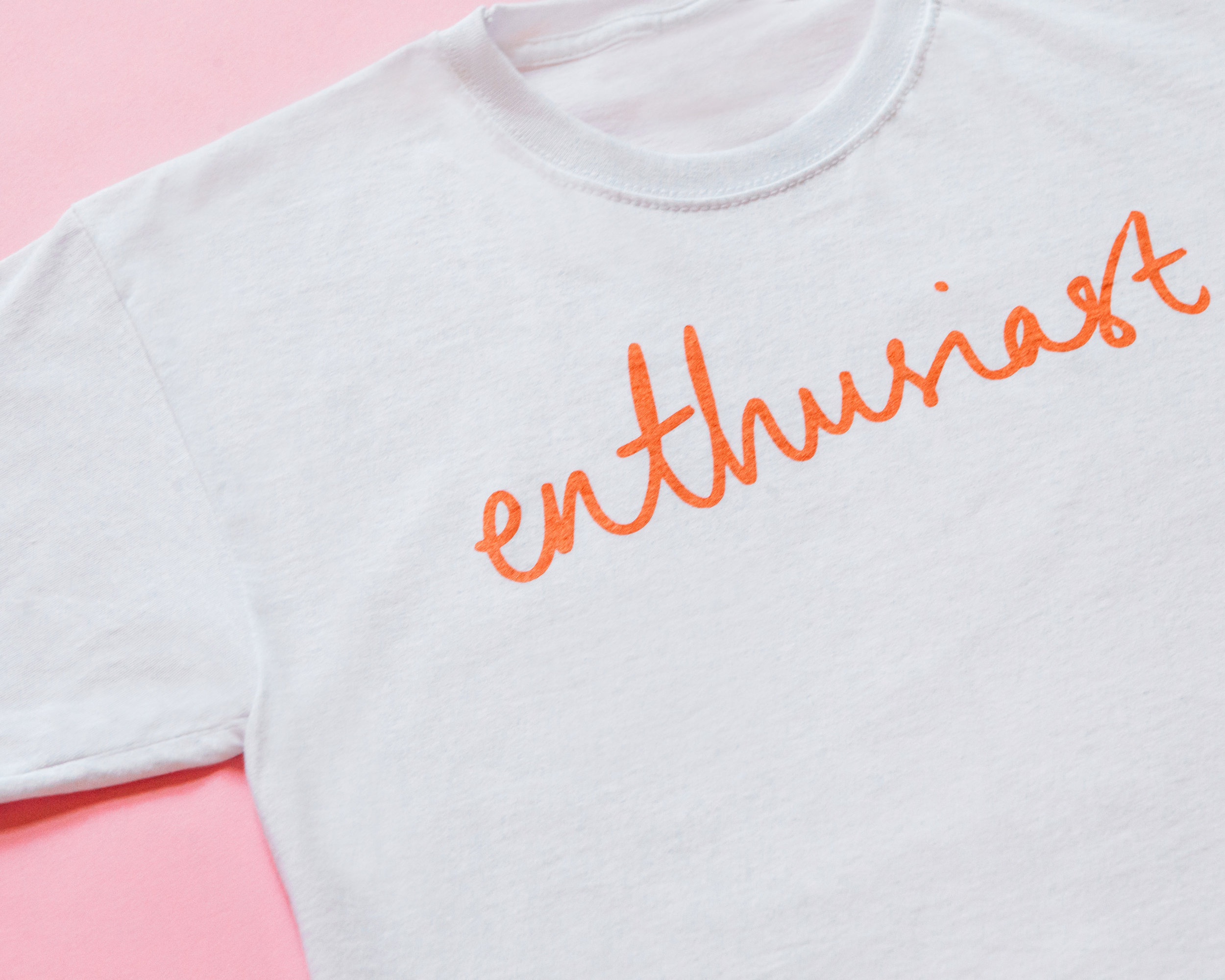 Get yourself over to Ellie's  shop  and bag yourself one of her FAB  Enthusiast  t shirts!