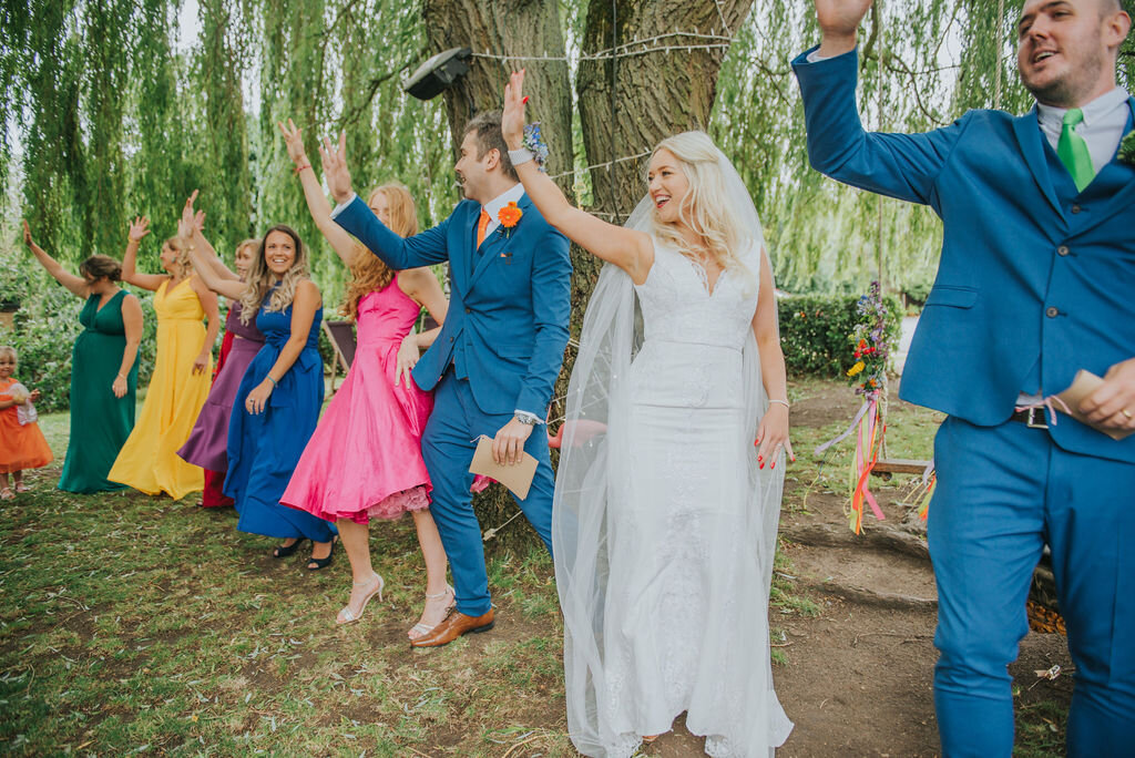 Blame it on the Boogie - dance breakout! Image by Rebecca Watts Photography