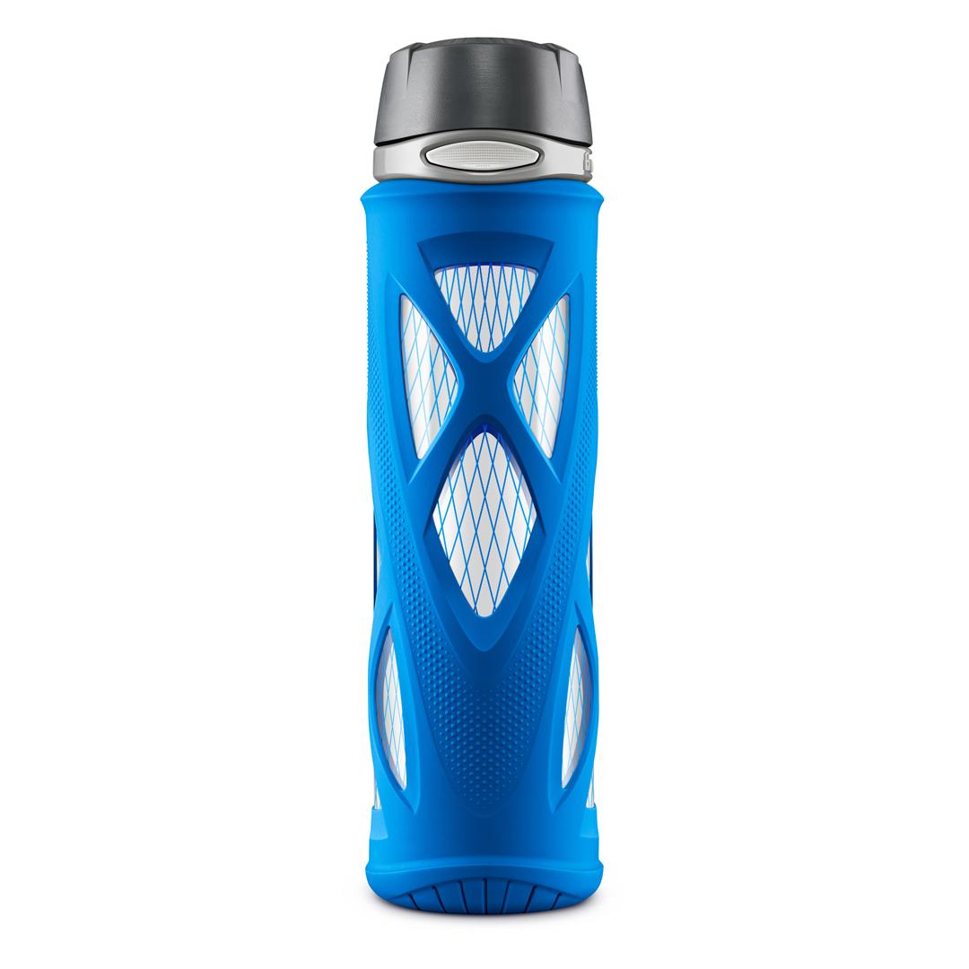 Atlas Glass Bottle