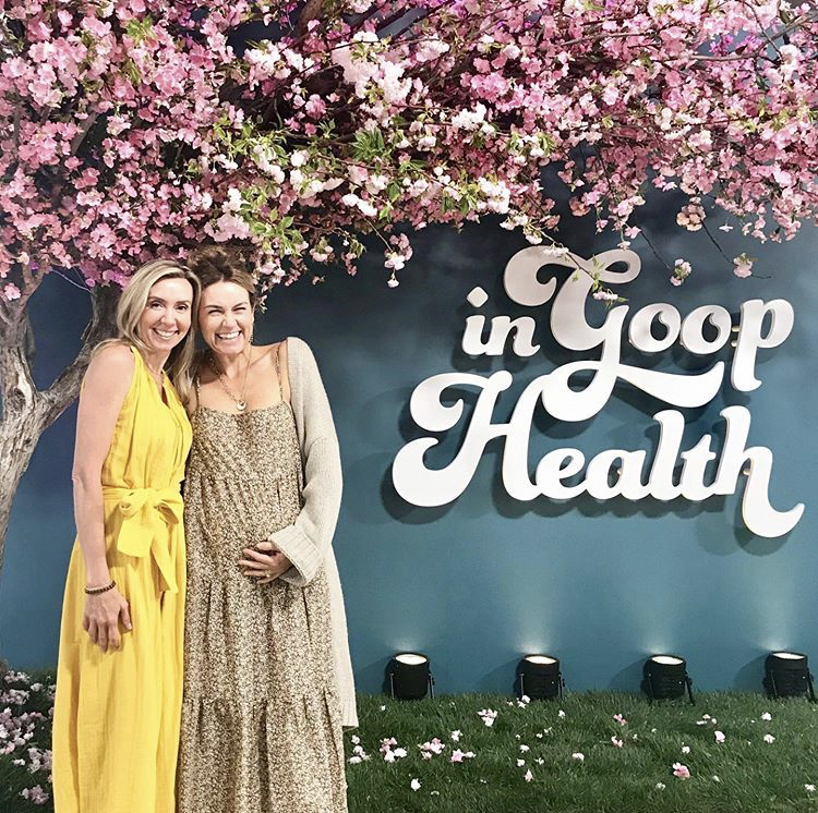 in goop health: LA - We're always pleasantly surprised when an event takes it to the next level. We imagine a great event providing a learning experience tied in with networking and different workshops and classes that blow your mind. Cue in In Goop Health: LA.This wellness summit, May 17-19, 2019, was produced by Goop, a modern lifestyle brand that does the research for you and provides users with health and wellness advice and style tips and a finely tuned shopping experience.We were excited to be part of the event, speaking about Confident Communication and TBW was featured in their library for guests to purchase. In addition to the main event, we got to know goop better through interviews and features on their website. You can find them on our blog here.
