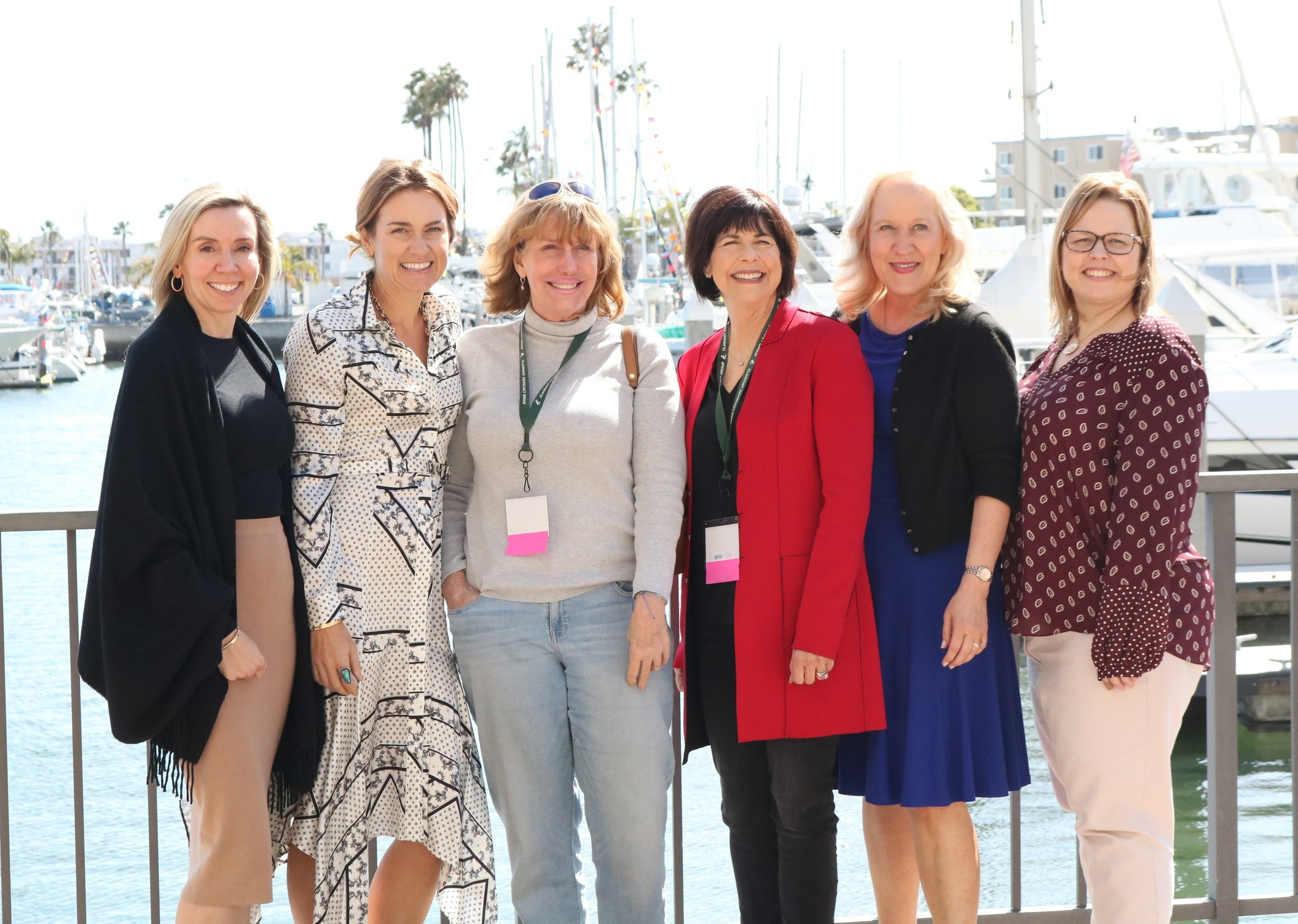 EmbraceYour InnerBad-AssConference - Courtney was the key-note speaker at this Seminar & Retreat for Female Trial Attorneys, hosted by The Nevada Justice Association, from March 8-10, 2019, in Marina Del Rey, CA. Courtney and Theresa then ran a Conscious Communication Workshop the following day.