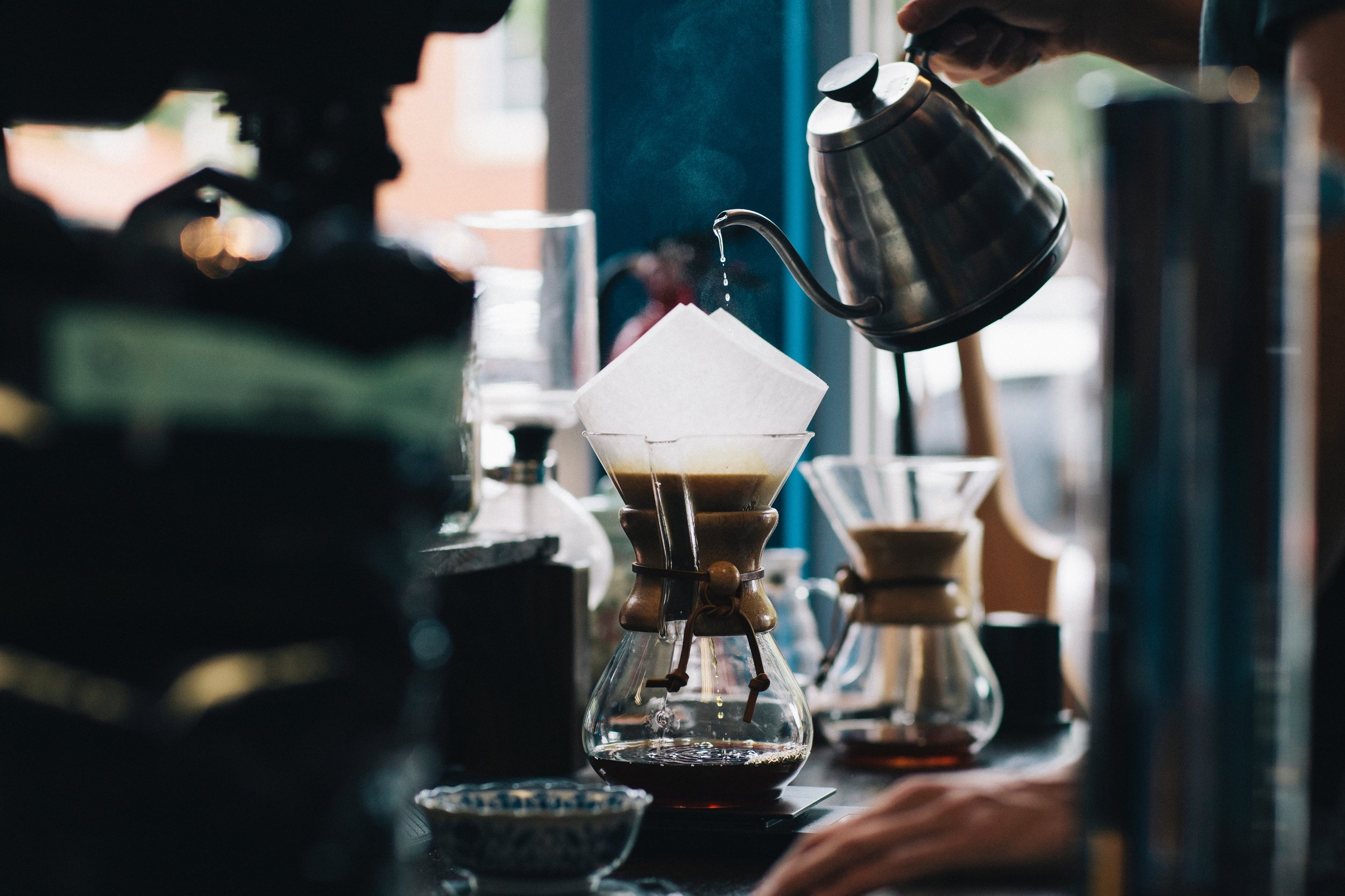 Pour Overs
