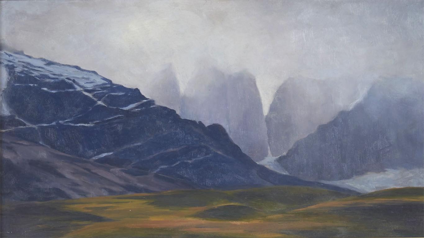 """""""Torres de Paine, Patagonia"""" (2015)"""