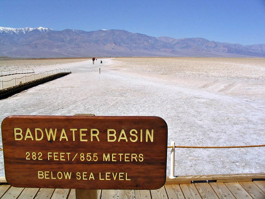 Thanks to my sixth grade teacher, Mr. Baldwin, one of my favorite memories is exploring Badwater Basin, Death Valley. (Badwater Basin Roast is sold out. I hope to see it come into harvest this Fall. Crossing fingers.)