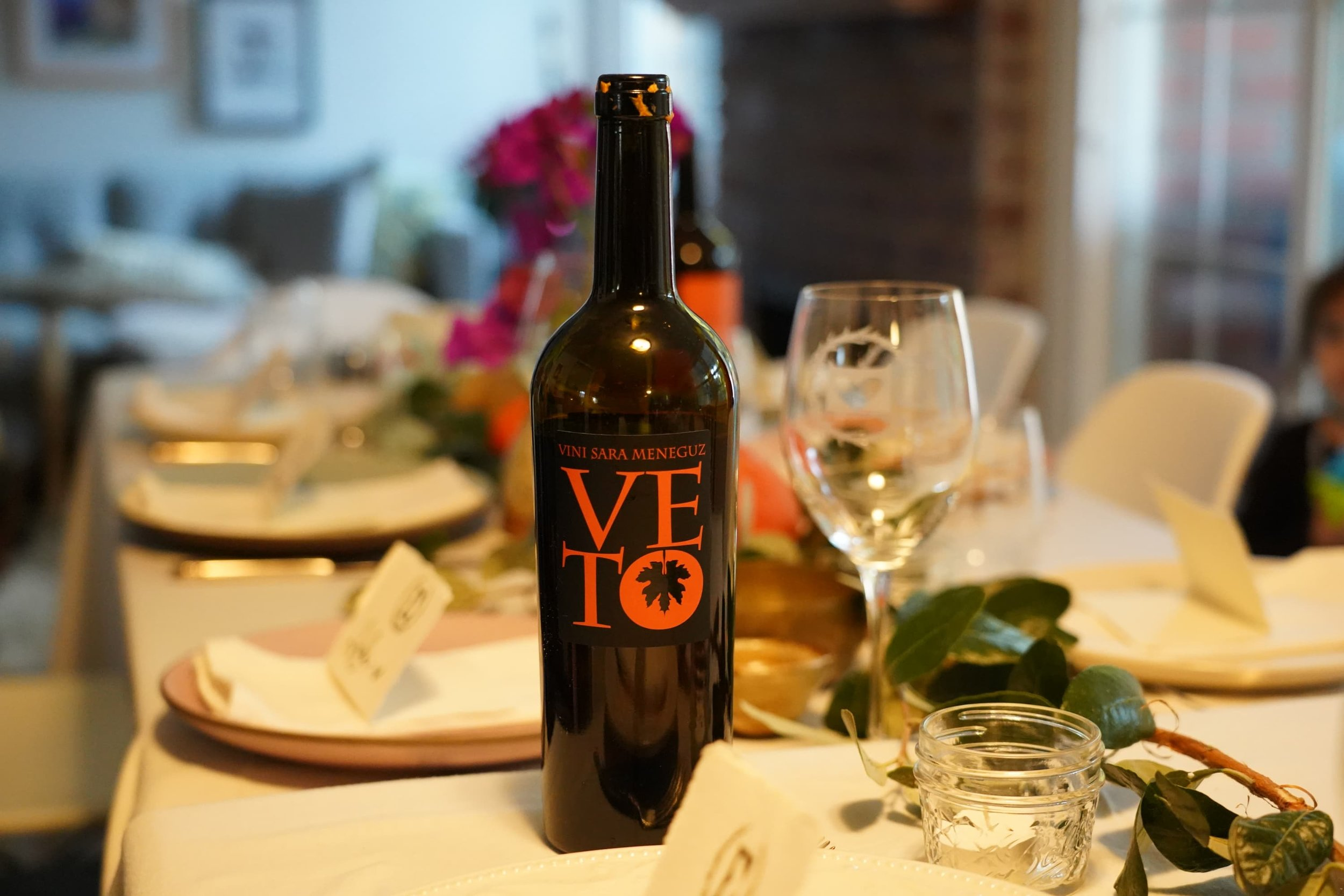 "Nothing pairs with American Thanksgiving like  this brilliant ""amber"" wine from Italy ."