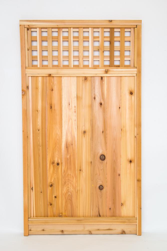 cedar square lattice top gate