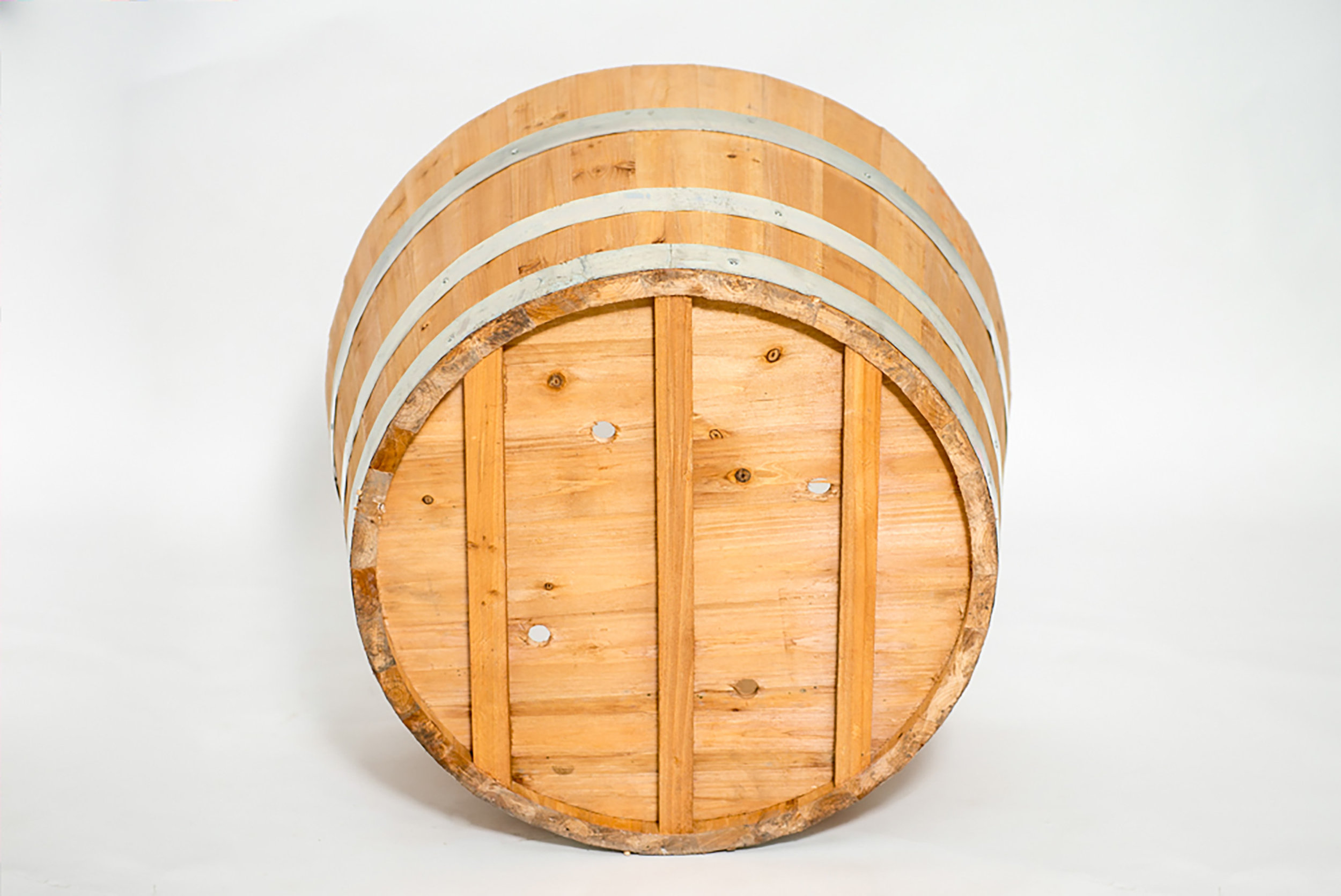 "RW wine half barrel dimensions: 26""x16.5"""