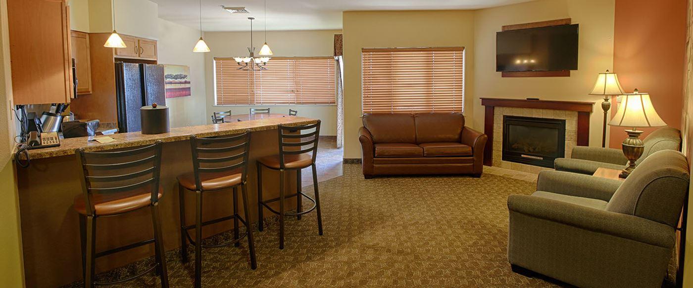 combination suite -
