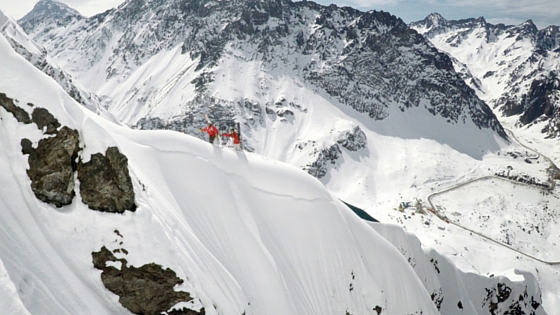 © Ski Portillo