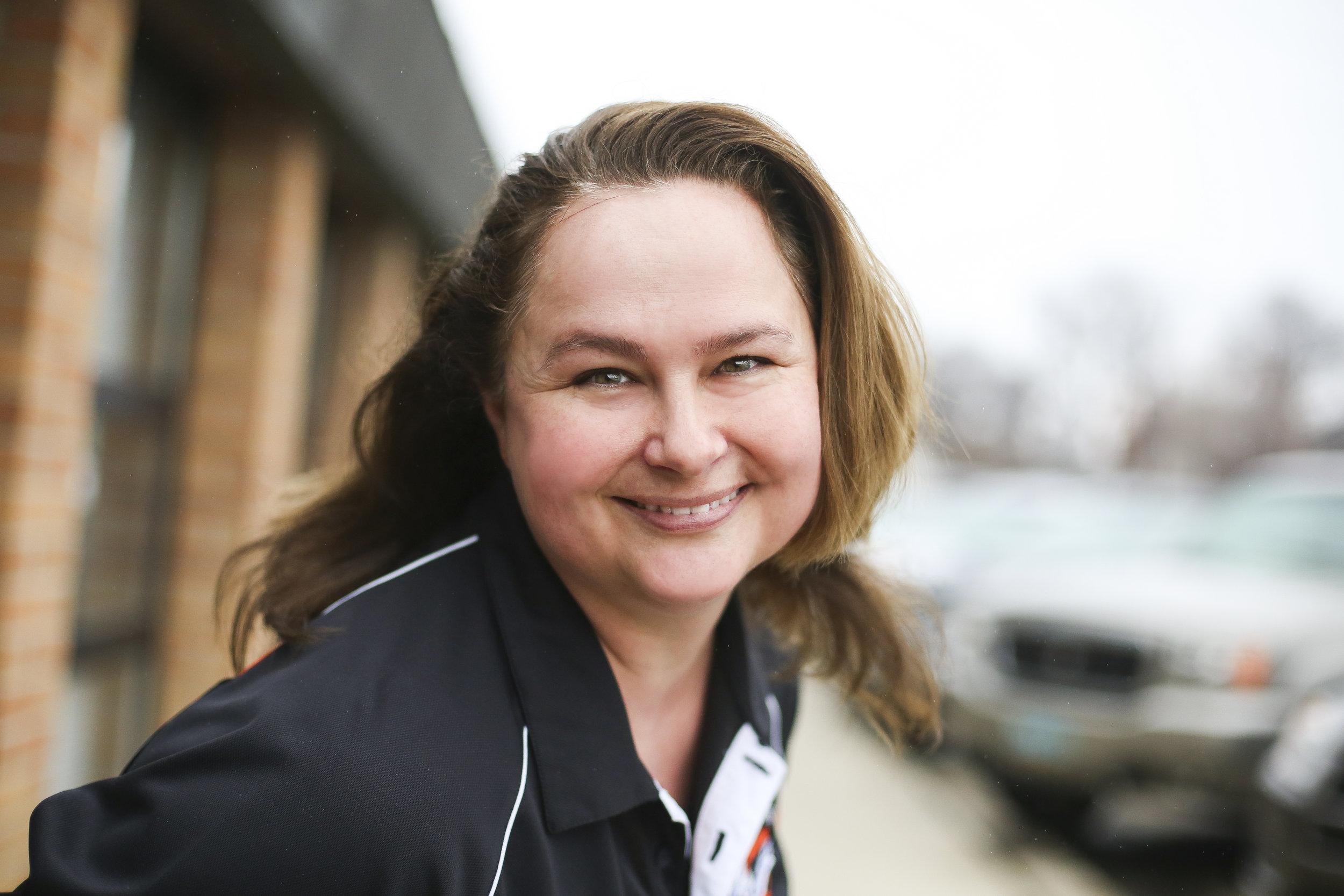 Jodie Hanson, Secretary