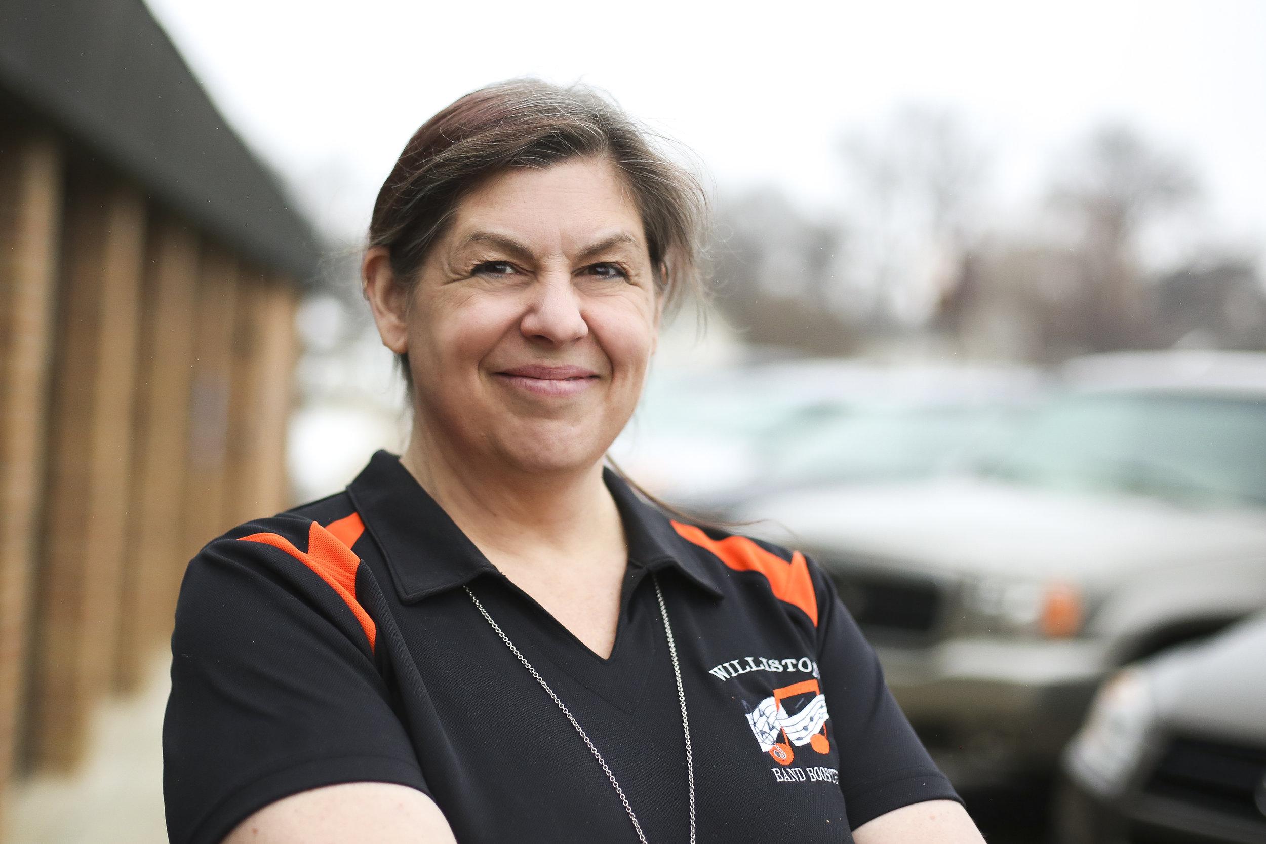 Tammy Bakken, Treasurer