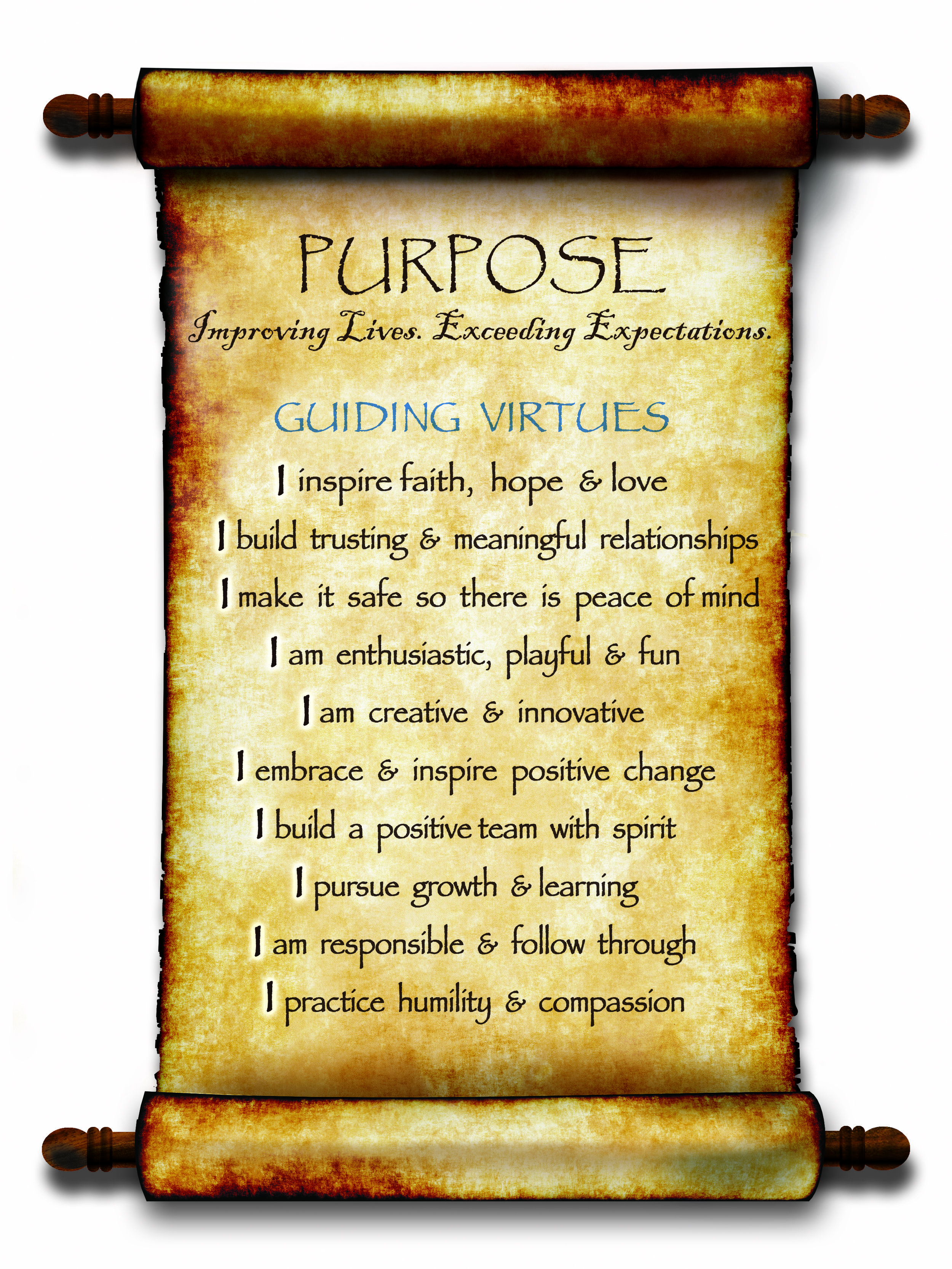 Guiding Virtues