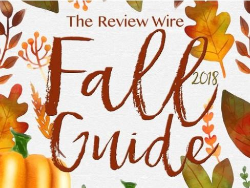 Halloween & Fall Guide 2018 - The Review Wire