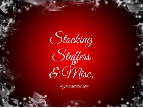 Stocking Stuffers & Misc. ~ Holiday Gift Guide 2018 - Mjjenica Writes