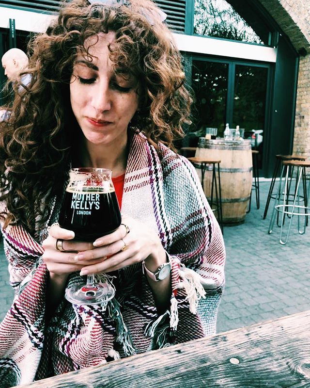 Get yourself someone who looks at you the way I look at @sirencraftbrew Broken Dream 🖤 #latergram