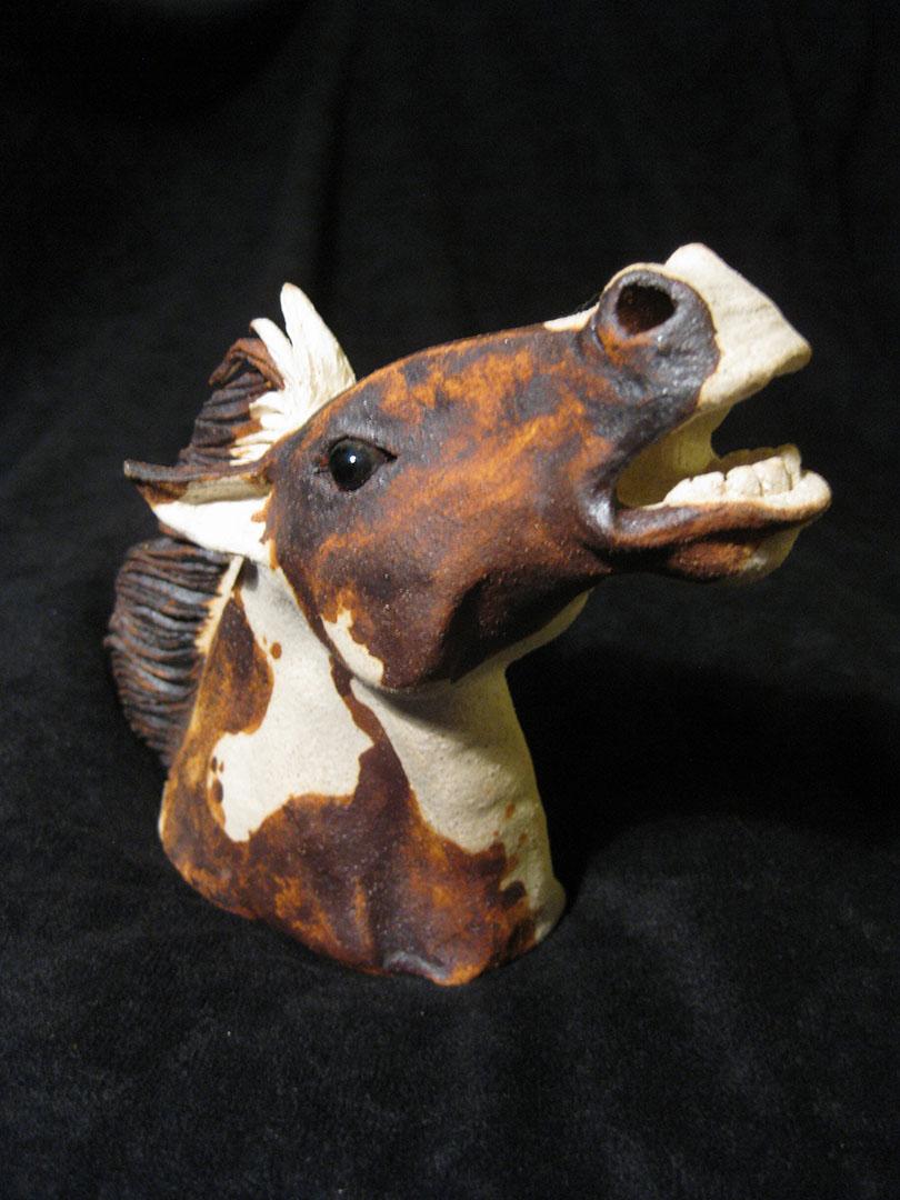 """""""Mustang Head"""""""