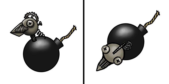Bombird Concept