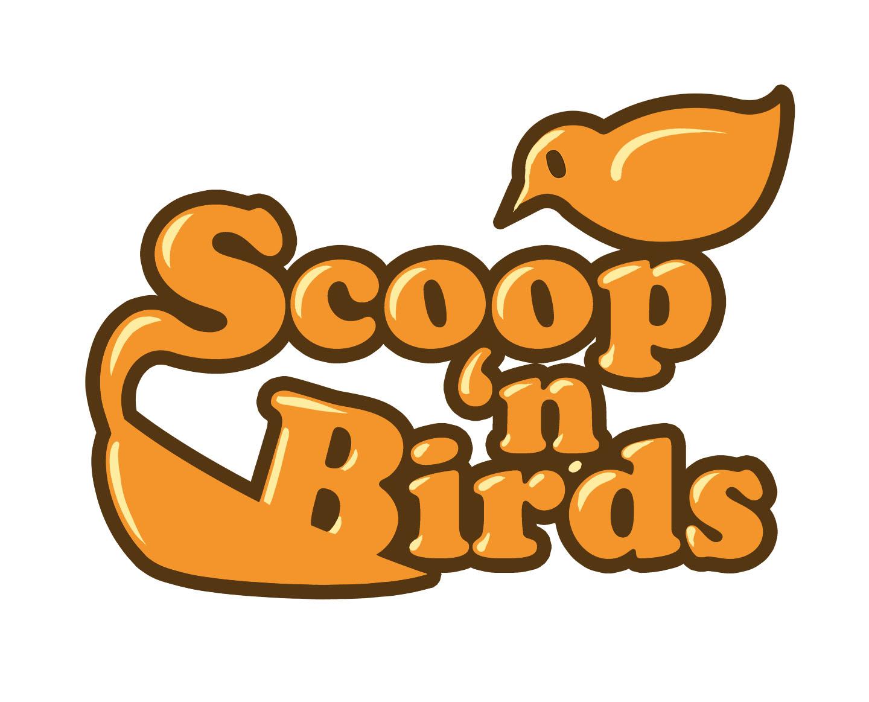 Scoop 'n Birds Title Image