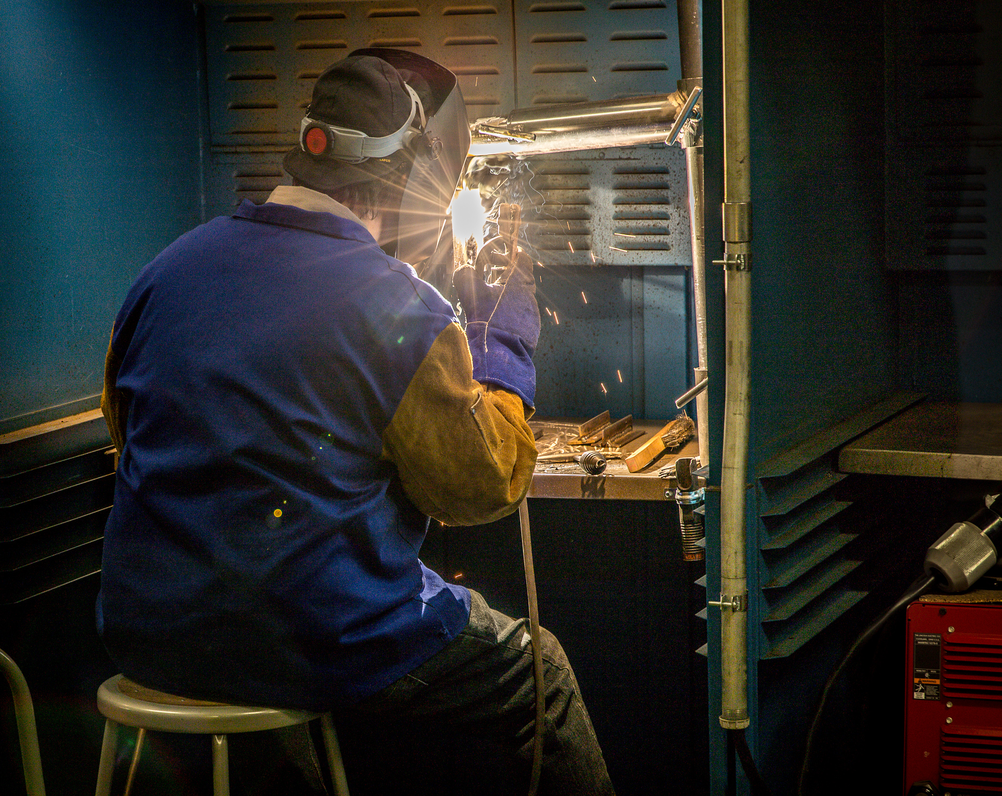 Combination Welding - The Combination Welding Program is a series of comprehensive courses to provide graduates with a well - rounded back-ground in various welding applications and techniques based on ASME and AWS specifications. Students will be prepared to participate in a variety of projects with a reasonable chance to pass qualification tests. This program provides the training for entry level employment in many facets of the welding field.
