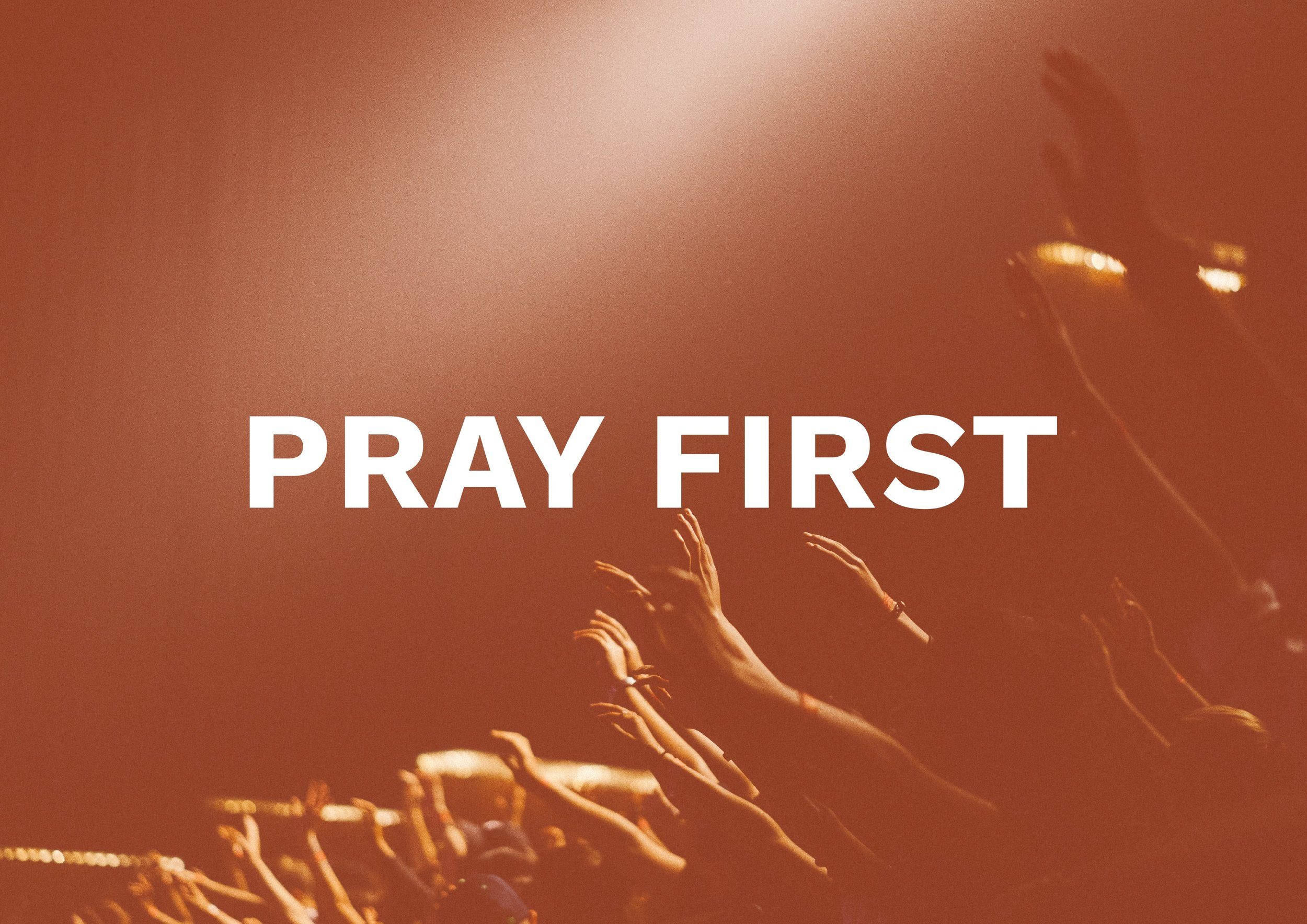 Prayed Out - He's listening – let's pray!Jesus showed us and we are trying. There is a wave of prayer this year at BCC and endless opportunities to do just that. Prayer room open 9am-4pm Mon to Thurs and 9am-1pm Fri.