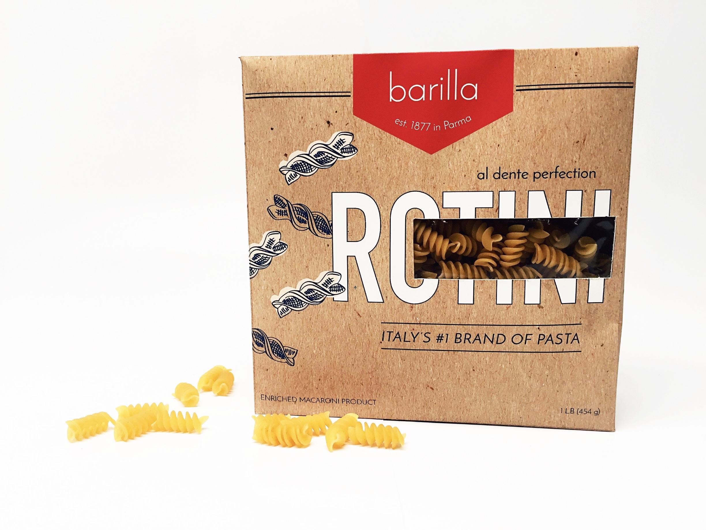 Package Design: Rotini
