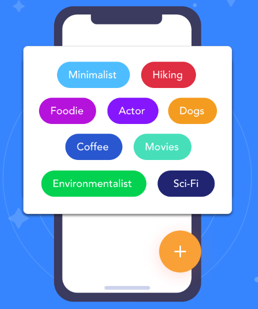 Easy Categorization - Group your friends and create your own circles based on how you met them, what they are all about, and other shared interests, values, and traits.
