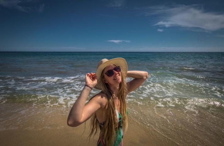 Lead Cinematographer Katie Ann Plick of Aloha Wedding Productions