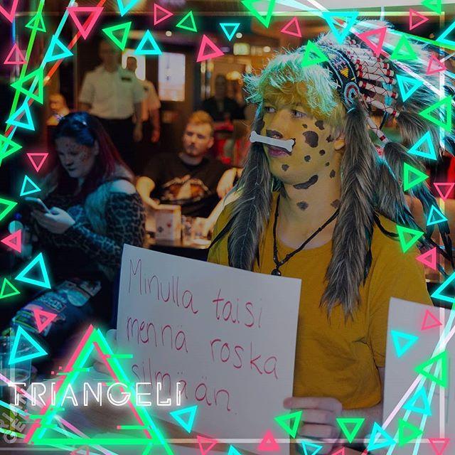 OSALLISTU TRIANGELIN FACEBOOK TAPAHTUMASSA HUIKEAAN ARVONTAAN! 🎉🔥 Palkinnot best! LINKKI BIOSSA!  #triangeli #triangeliristeily