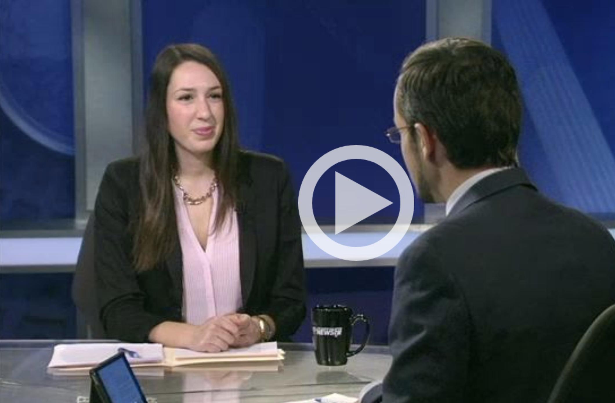 Ellie Ismailidou joins Pura Política, NY1's Spanish-language political talk-show to analyze Mayor Bill De Blasio's budget.