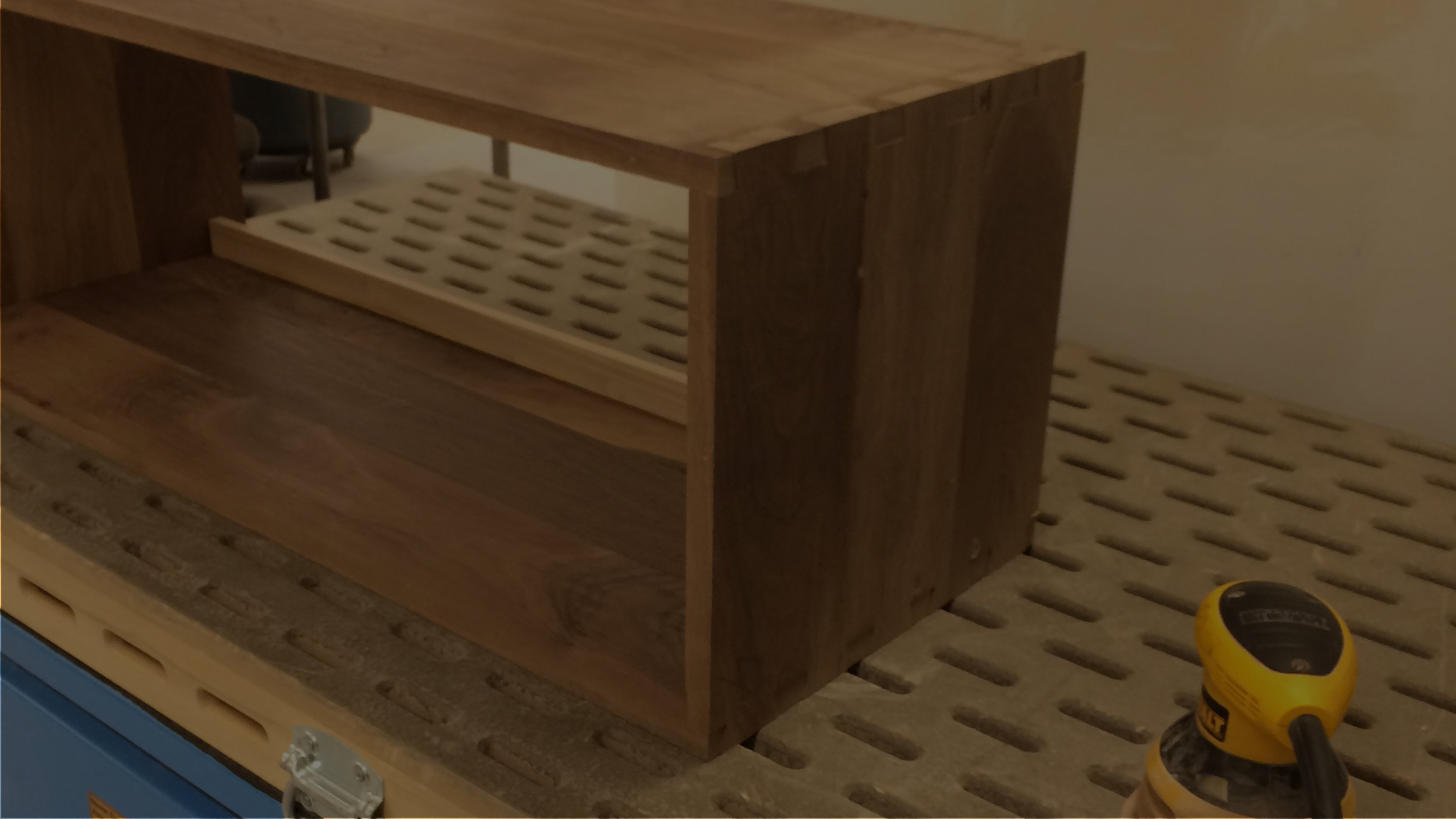 BLANKET Chest - Updated design utilizing classic joineryFall 2017