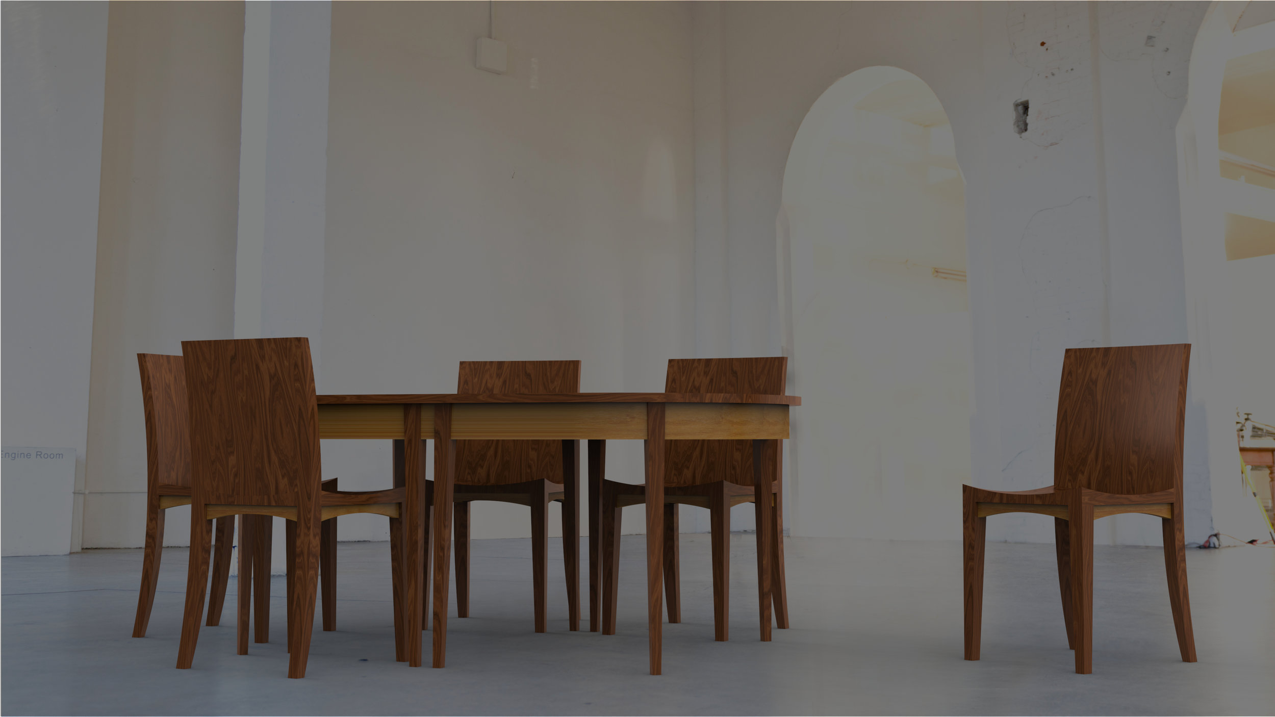 Thos. Moser Dining set - Understanding and utilizing brand attributes