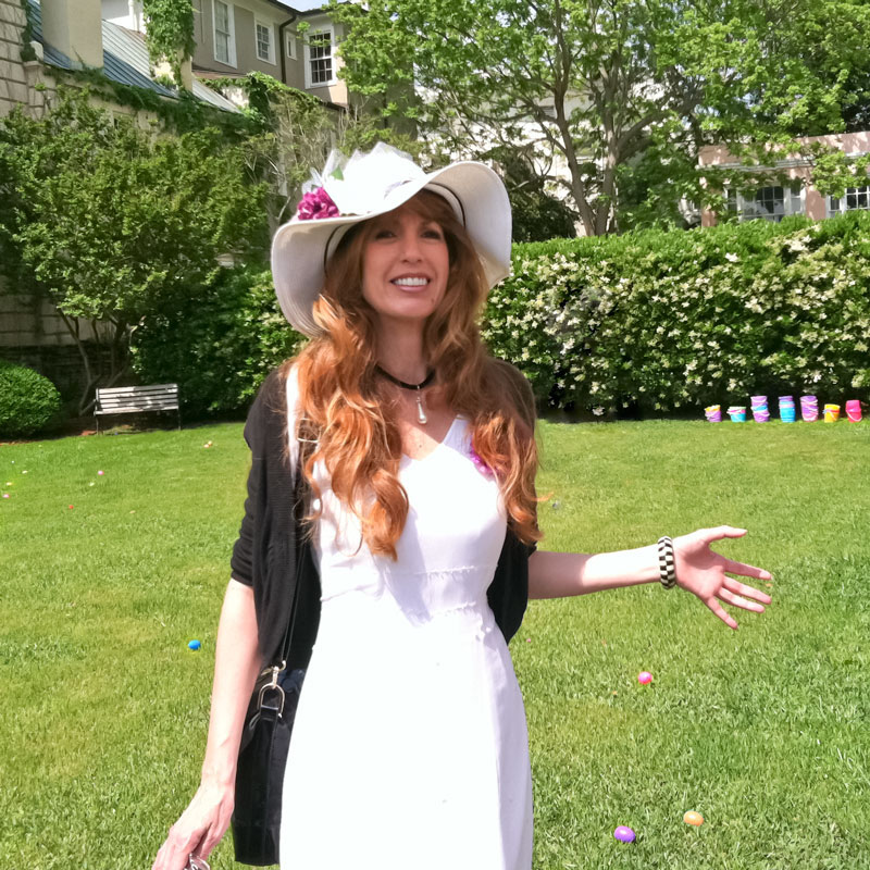 Confessionsof a Hat Lady. - The Easter Parade in Charleston