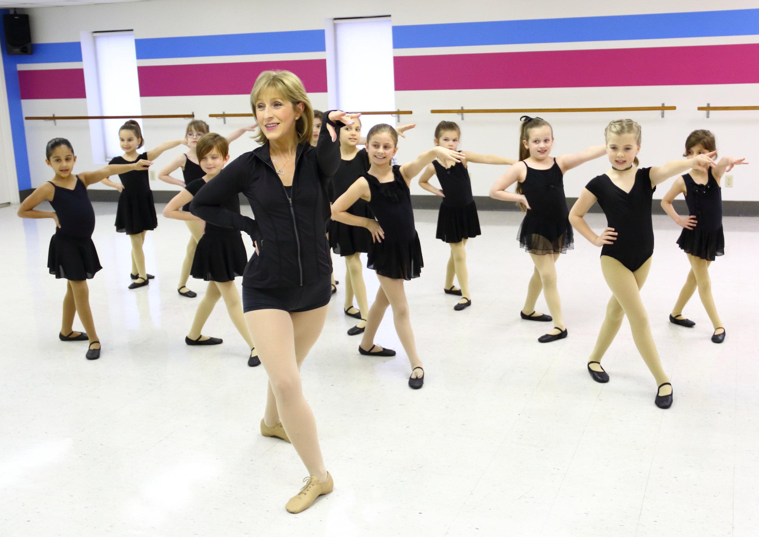 Dance Class Ballet