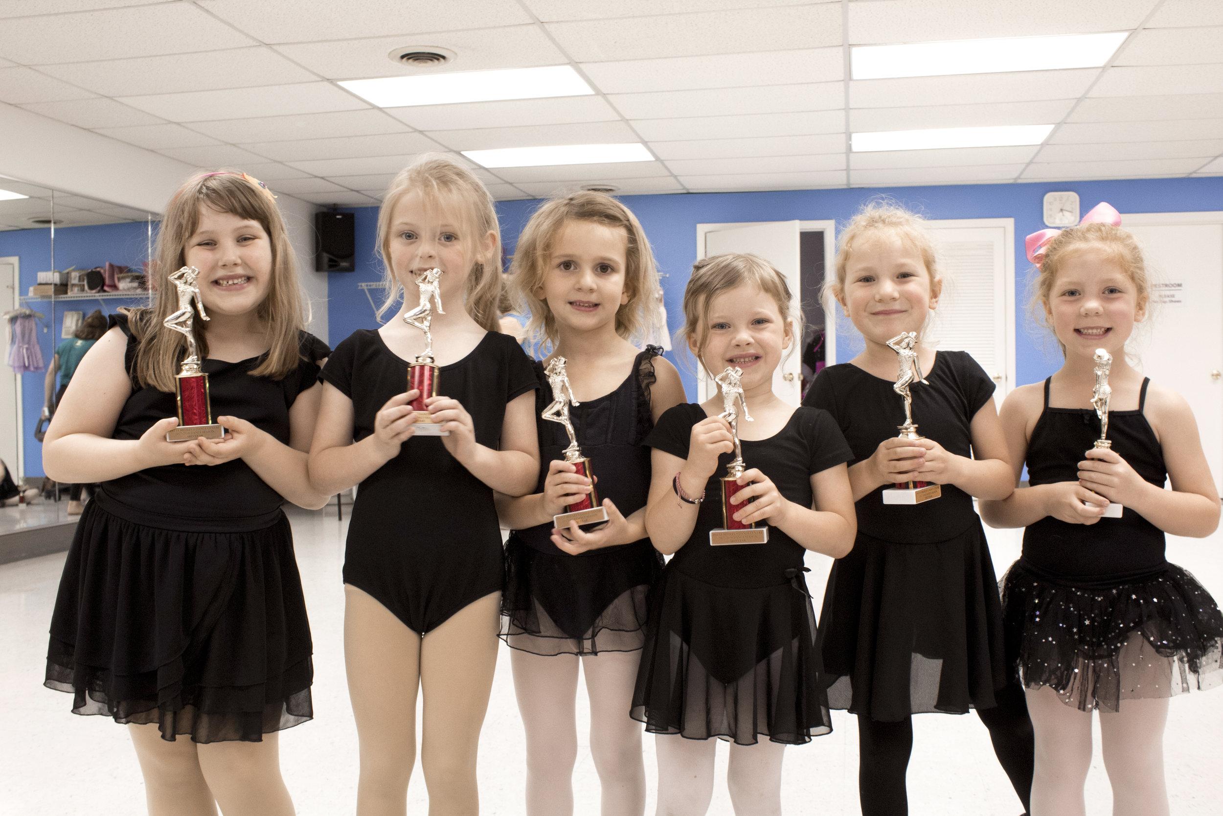Dance Trophy Day