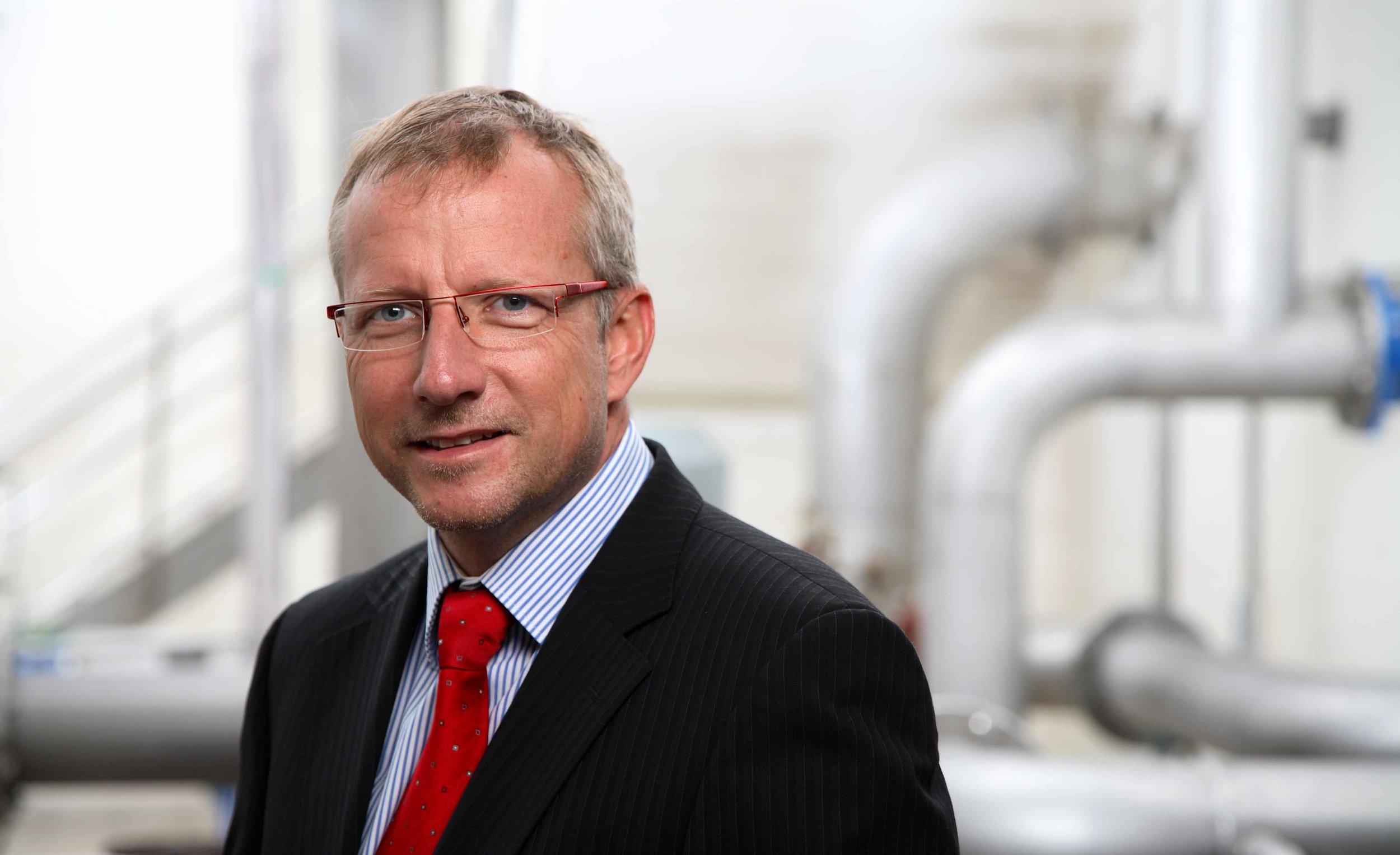 Prof. Dr. Stefan Gäth - Inhaber der Professur für Abfall- und Ressourcenmanagement an der Justus-Liebig-Universität Gießen.
