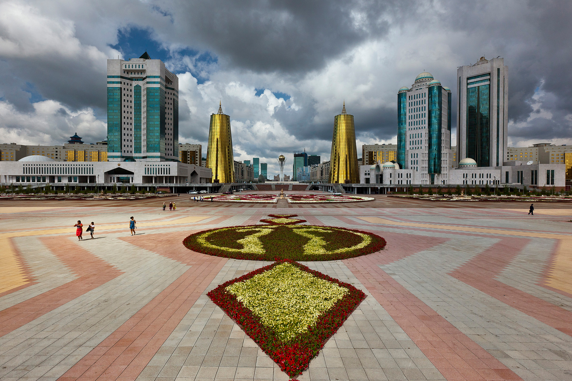 Astana, the new capital of Kazakhstan, is brash and grandiose— and wildly attractive to young strivers seeking success.  Astana, Kazakhstan