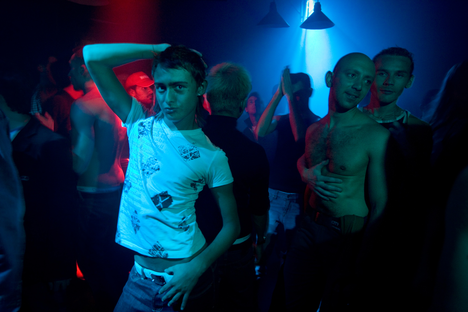 4:59AM - Increased exposure to the west has lessened many former social taboos; homosexuals are now free to express themselves openly and enjoy many of their own upscale nightclubs.