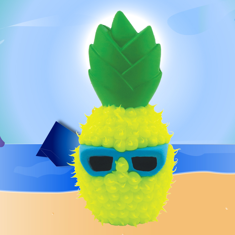 Guy the Pineapple - Aloha traveler! This is Guy the Pineapple. If you ever need some stellar advice, ask him, he's a wise Guy!