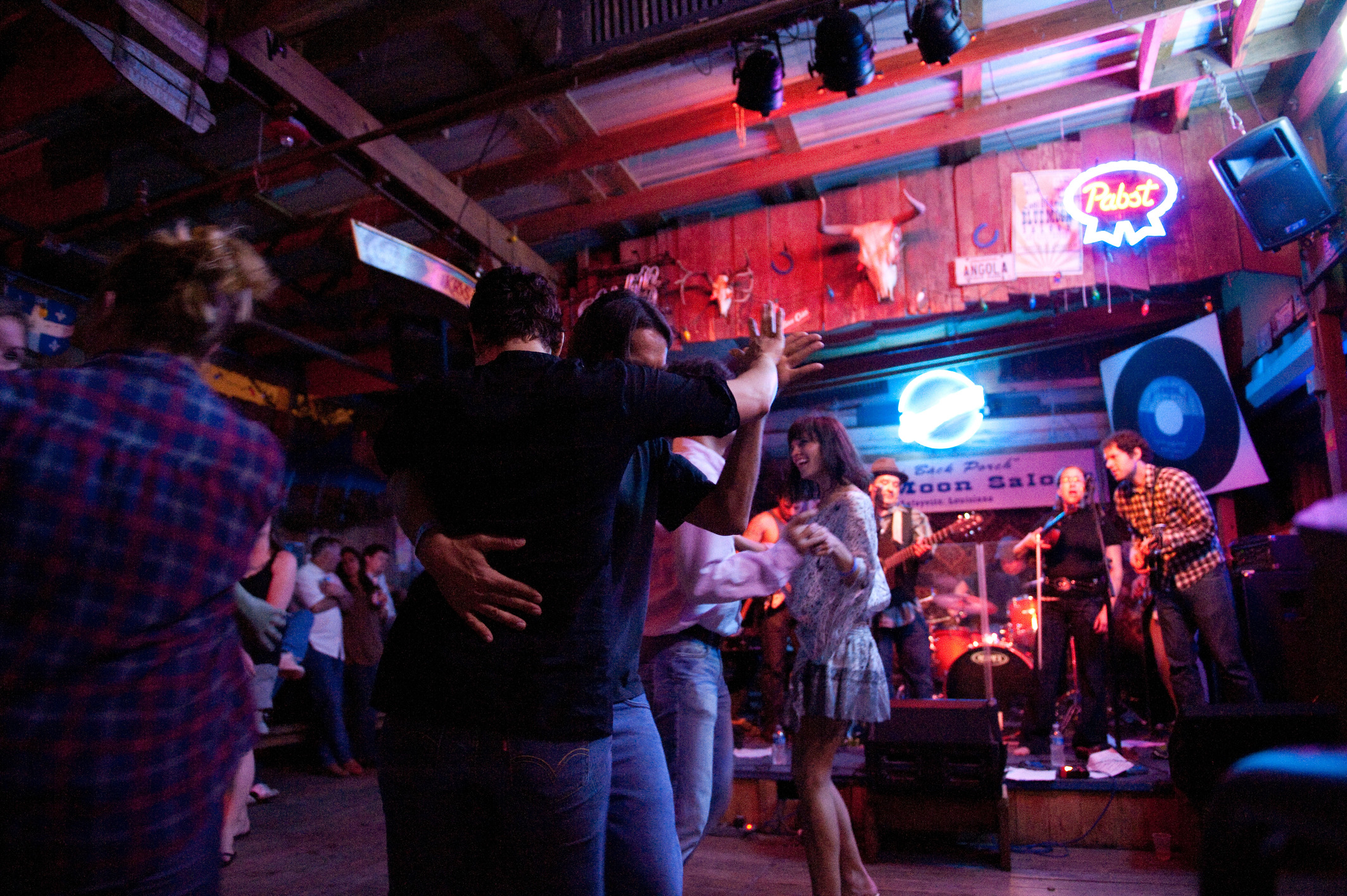Blue Moon Saloon Live Music and Dancing