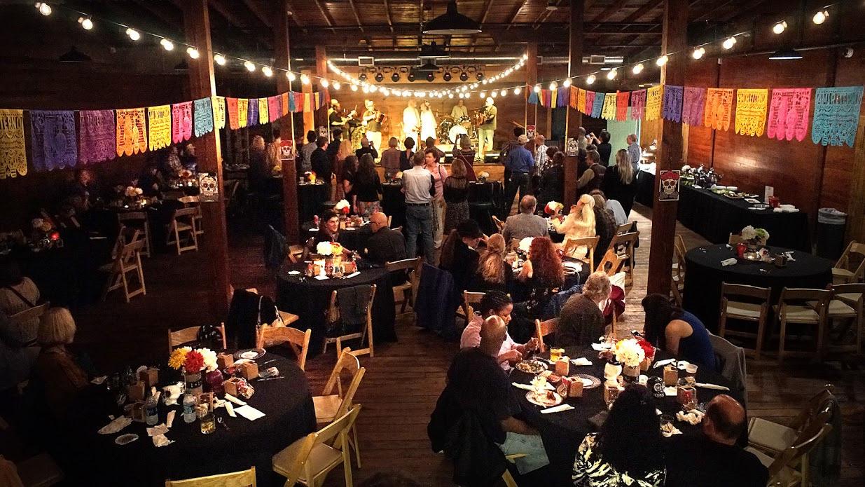 Warehouse 535 Dinner Event