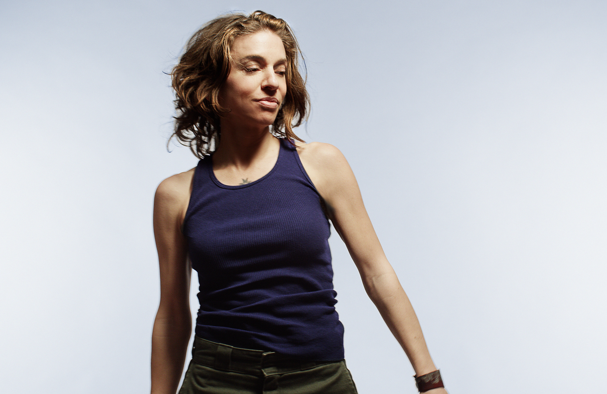 Ani DiFranco - This artist performing exclusively as part of the collective