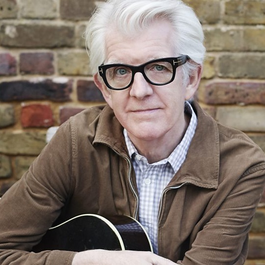 Nick Lowe - SOLO PERFORMANCE, WED MAY 22