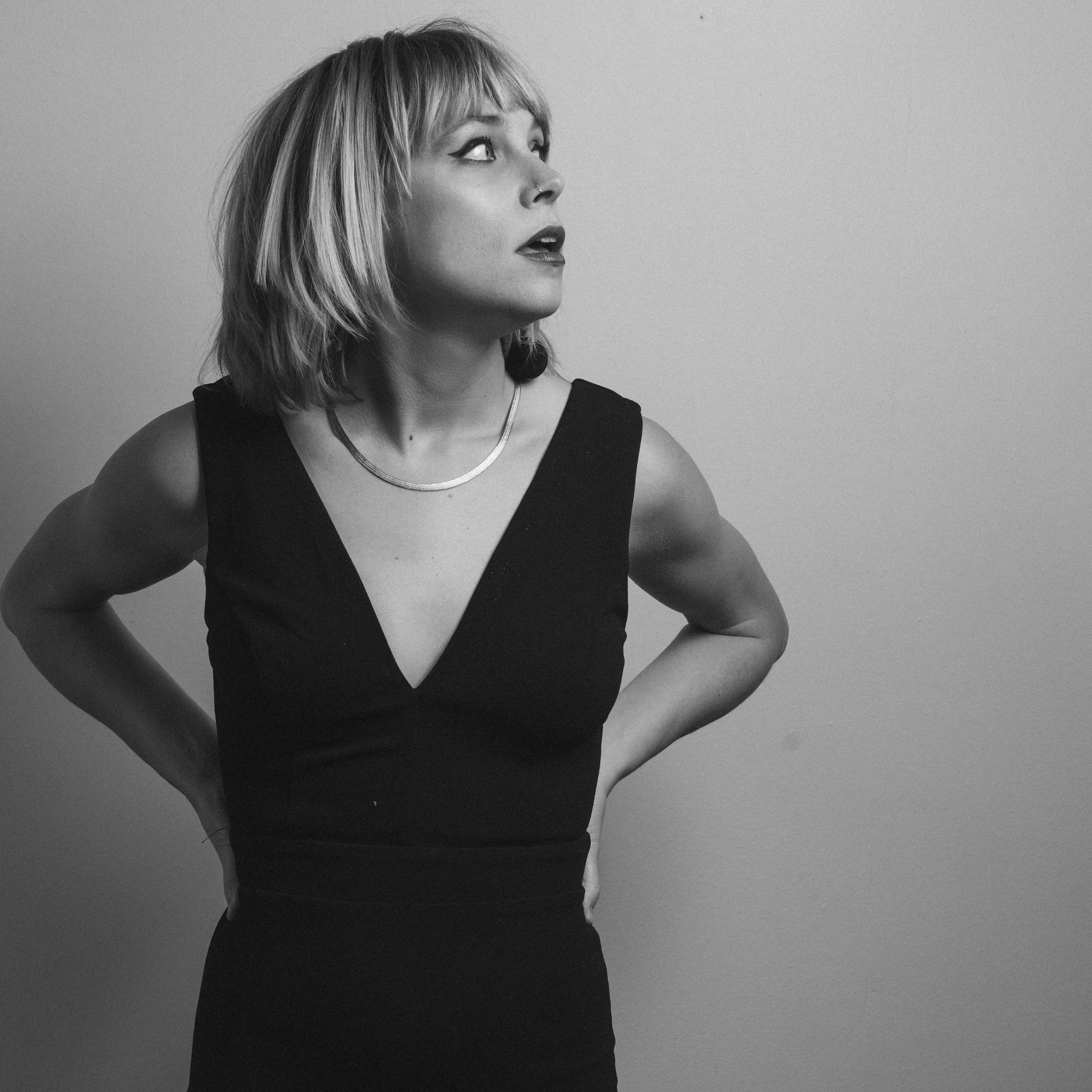 Kelli Jones - WORKSHOP /// FESTIVALSAT, BLUE MOON, PRESONUS GAZEBO STAGE, 9 PM