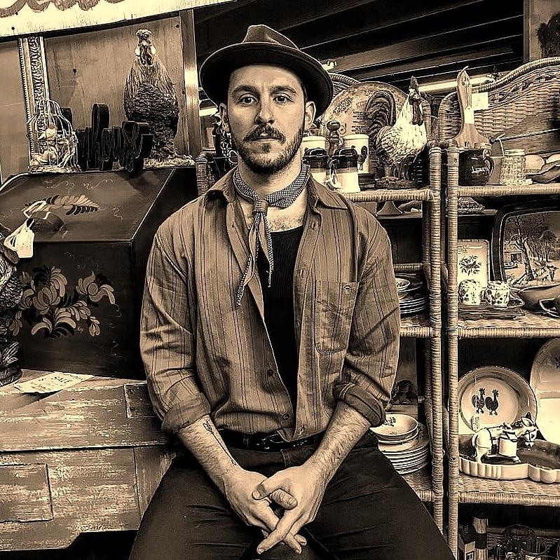 Dustin Gaspard - WORKSHOP /// FESTIVALSUN, BLUE MOON, LAFAYETTE TRAVEL MAIN STAGE, 9:30 PM