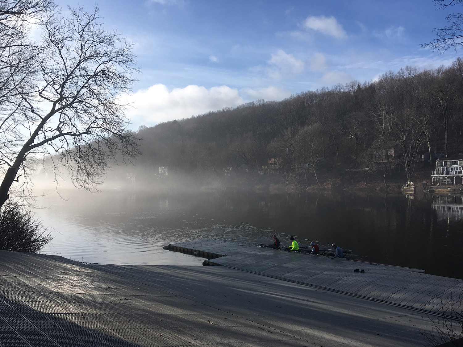 Early March on the Housatonic