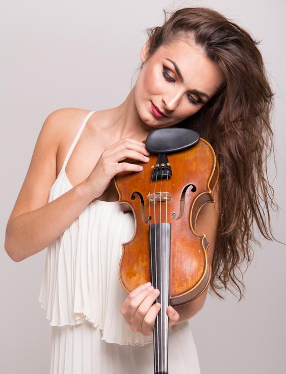 - claire - violin