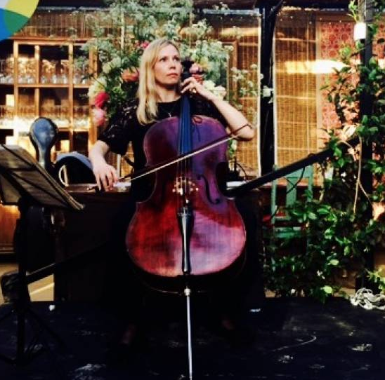 - louise - cello