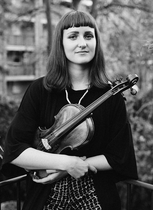 - johanna - violin