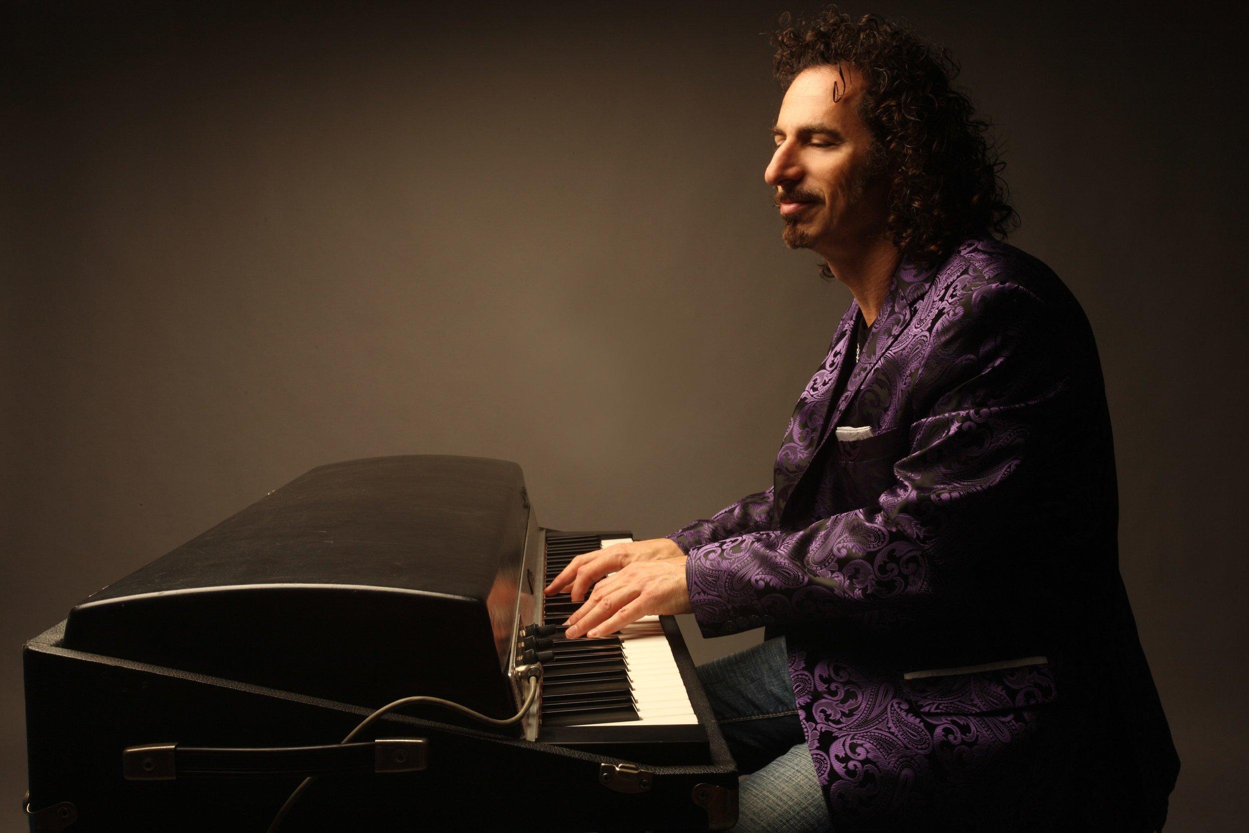 peter frampton, brothers johnson, annie lennox - ed - piano/keys