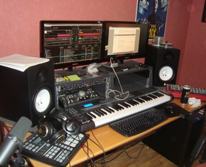 Home studio setups can get the best results - its all about the engineer...